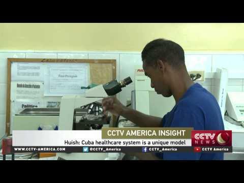 Robert Huish on Cuba