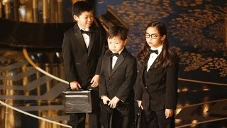 """Организаторы """"Оскара"""" извенились перед азиатами за шутки с расистским подтекстом"""
