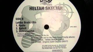 Heltah Skeltah -- Lettha Brainz Blo instrumental