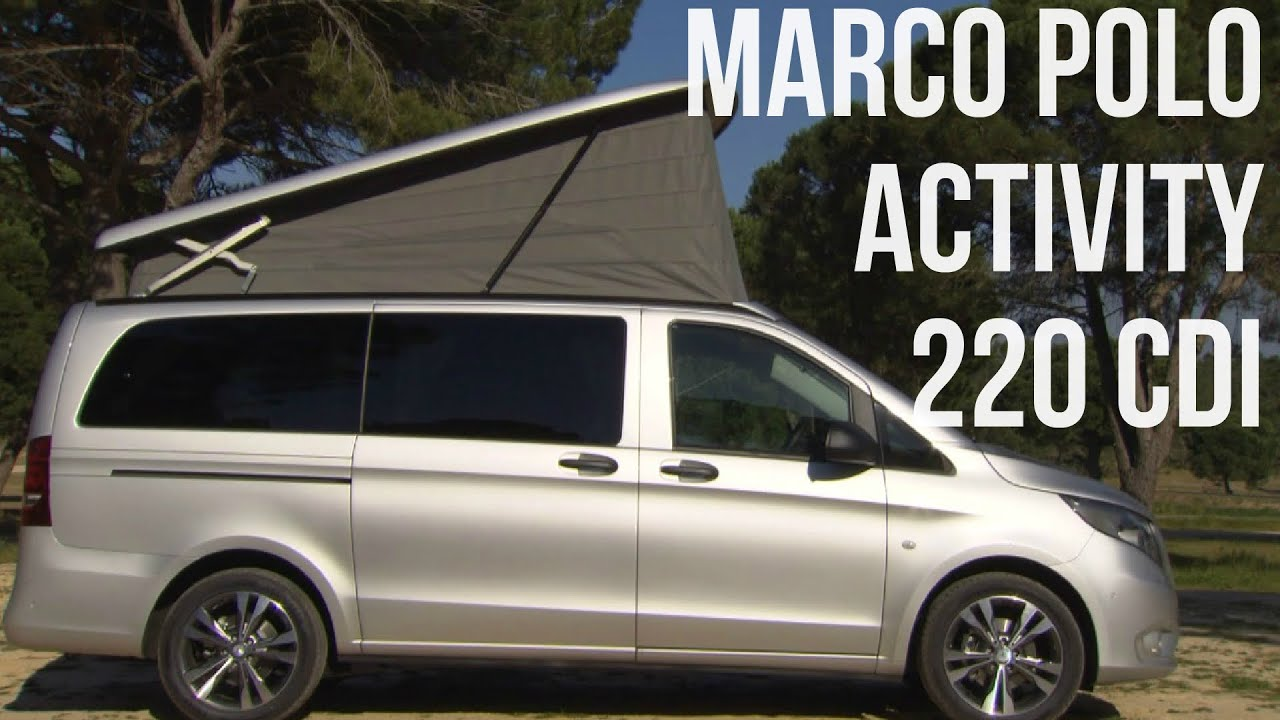 2015 mercedes benz marco polo activity 220 cdi brilliant silver metallic youtube. Black Bedroom Furniture Sets. Home Design Ideas