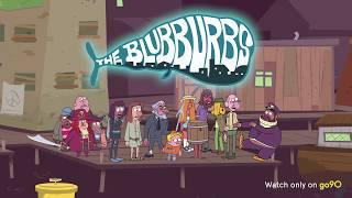 Explosm Presents: The Blubburbs TRAILER