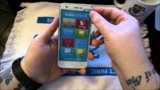 Blu Studio 5 0 LTE Unboxing Thumbnail