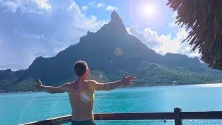 Bora Bora Honeymoon Le Meridien & Sofitel Private Island 2016 | VacationWise.info