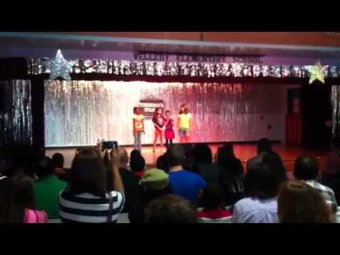 Sara's talent show welleby elementary school sunrise Florid