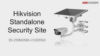 HIKVISION DS-2XS6A25G0-I/CH20S40(2.8MM) vidéo