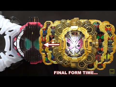 DX ZIKU DRIVER : DECADE + GRAND ZI-O ! (Kamen Rider Grand Zi-O And DECADE) ENG Sub