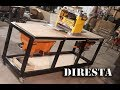 DiResta Triple Flip  Shop Table