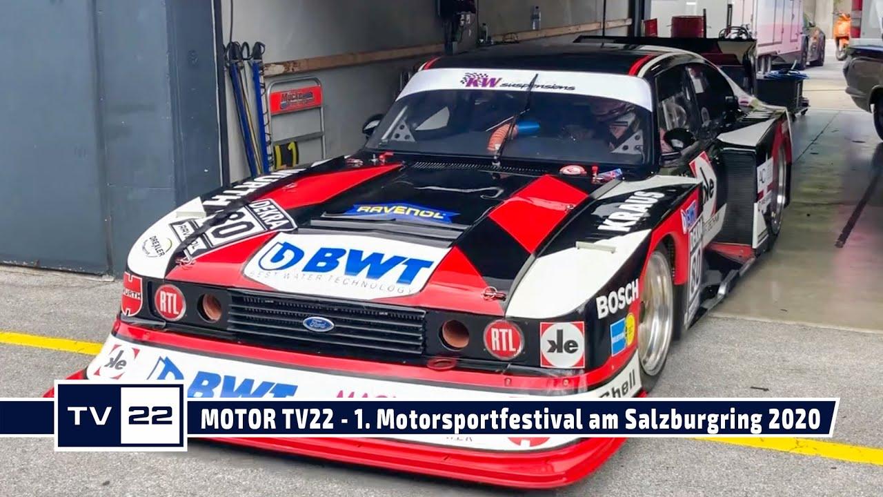 MOTOR TV22: Mücke Motorsport beim 1. Motorsportfestival am Salzburgring