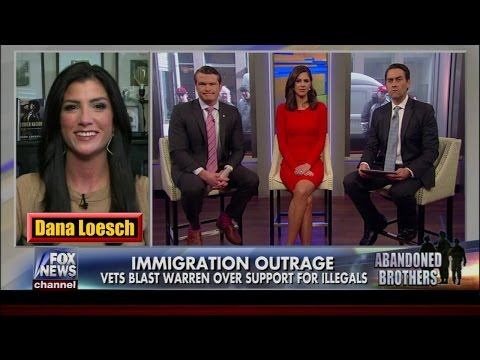 Vets Blast Warren Over Support for Illegals - Dana Loesch