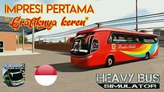 """Heavy Bus Simulator Indonesia """"Grafisnya Keren"""""""