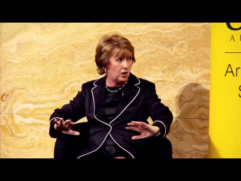 Dr Mary McAleese in Conversation with Professor Rónán McDonald