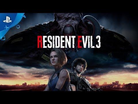 Resident Evil 3   Announcement Trailer   PS4