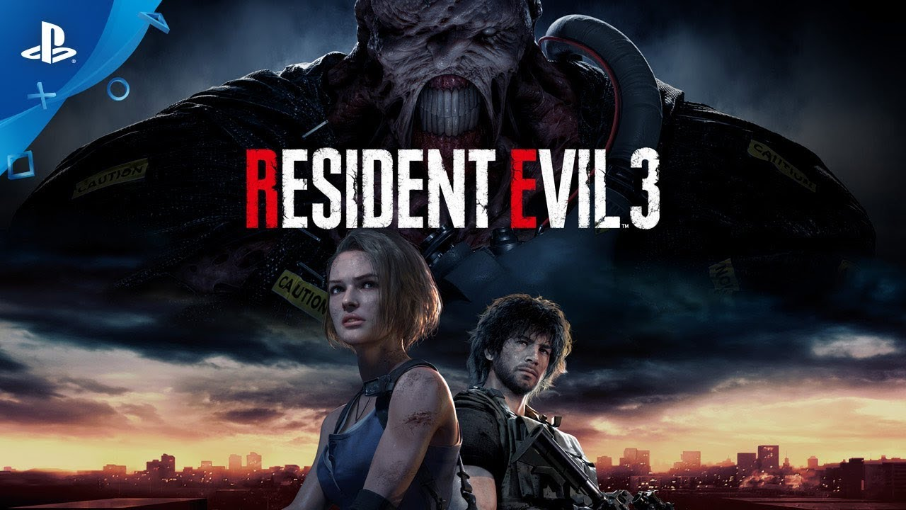 Capcom Finally Reveals 'Resident Evil 3'