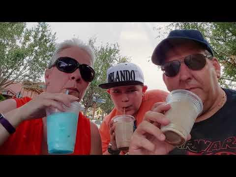 Graham Family Vacation Universal Orlando 2017