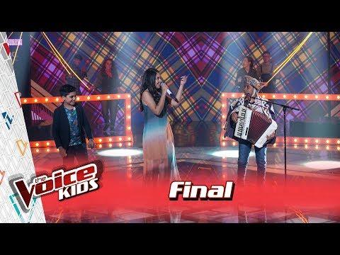 Eduarda Brasil, Kayro Oliveira e Alerrandro Costa cantam 'Eu Me Amarrei' - | 3ª T