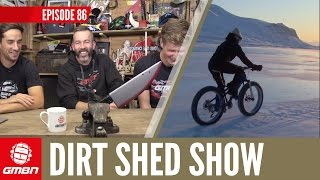 All Wheel Drive Bikes + Build Your Dream Bike | Halloween Special Dirt Shed Show