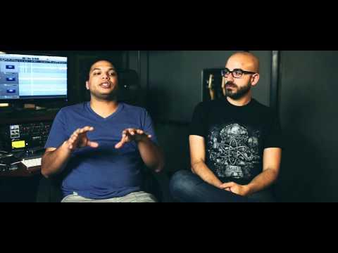 PERIPHERY - Juggernaut: Alpha/Omega (Webisode #5 - Interview with Misha Mansoor)