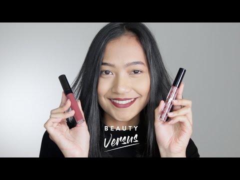 pilih-lipstik-merah-dari-val-by-valerie-thomas-atau-ofra-liquid-lipstick?-|-beauty-versus