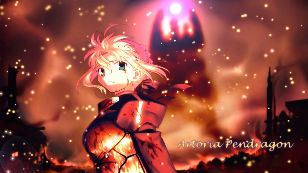 Fate Stay Night Arcadia Wallpaper Engine Youtube