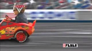 Feber - Masina Cars 2