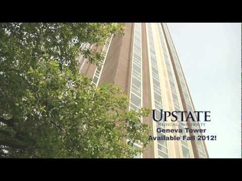 Upstate Medical University Geneva Tower Apartments Tour