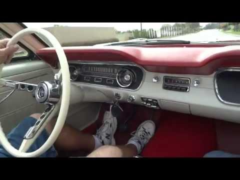 1964 1/2 Ford Mustang Convertible fun