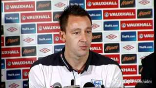 England Captain John Terry Shielded From Anton Ferdinand Racism Questions