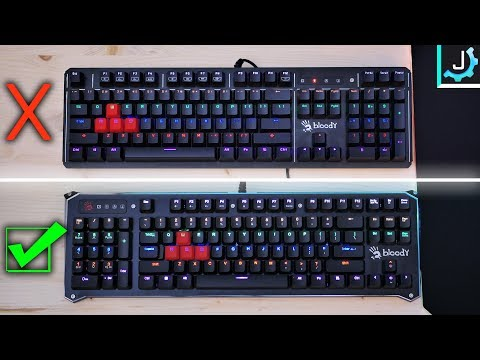 Why Keyboards With Numpads On The Right Are Outdated