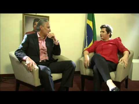 Dilma faz visita a Tite
