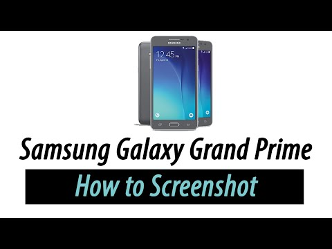 Screenshot smartphone samsung galaxy grand prime plus 16gb
