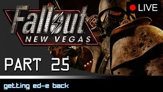 Fallout: New Vegas (Lonesome Road) - Part 25: Getting ED-E Back [Unarmed][PC]