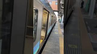 No.275日本の鉄道 JR 中央本線大月駅