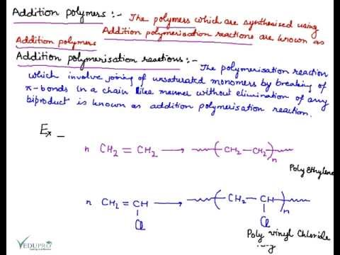 mechanism of the polymerisation of ethene Ask question cbse - write the free radical mechanism for the polymerisation of ethene.