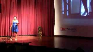 Afrofuturism in popular culture: Wanuri Kahiu at TEDxNairobi