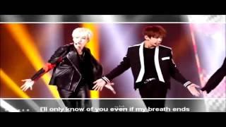 [2015 MBC Music festival] BTS - Perfect Man [Eng Subbed]