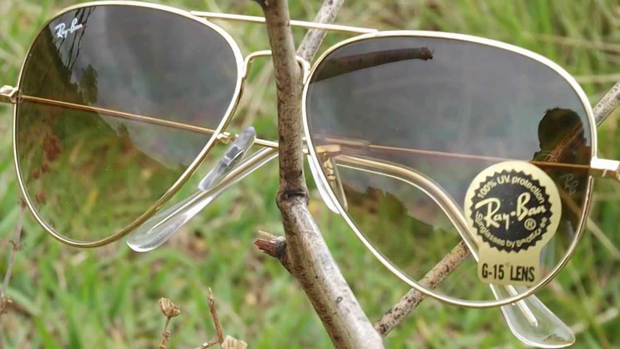 ed65f9ba20c58 Conheça o Verdadeiro Óculos Ray-ban Italiano 100% Original - YouTube