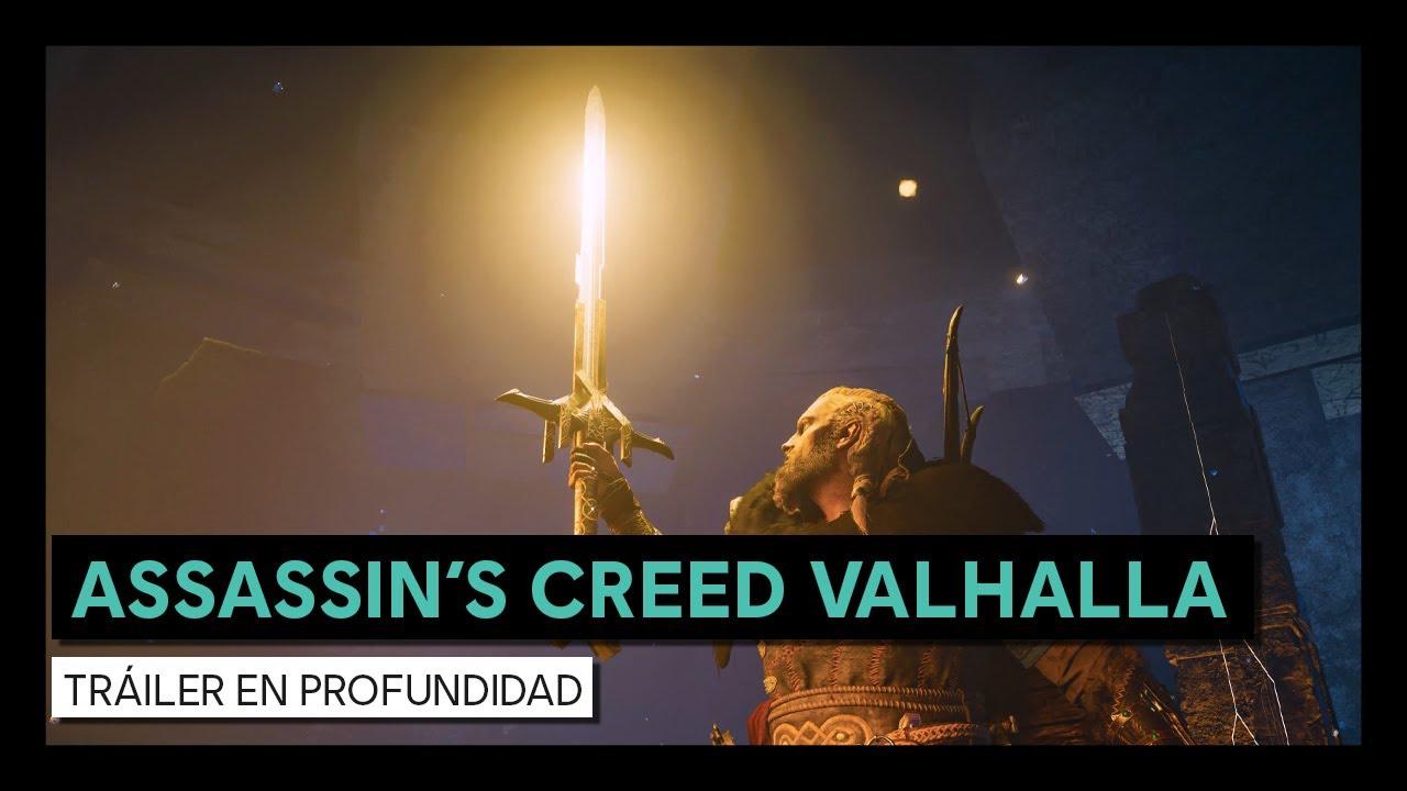 Assassin's Creed Valhalla: Tráiler en profundidad