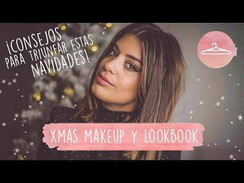 XMAS LOOKBOOK + MAKEUP GUIDE - DULCEIDA