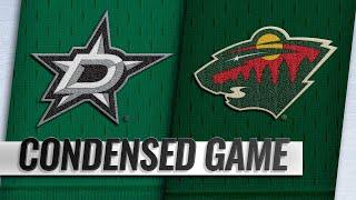 09/20/18 Condensed Game: Stars @ Wild