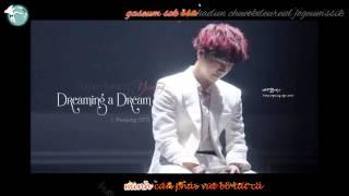 [Vietsub-Kara][YeWookVN] - Dreaming a Dream - Yesung - Hwajung OST