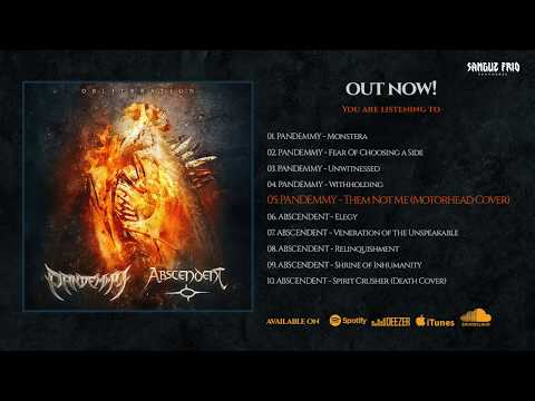 PANDEMMY & ABSCENDENT - Obliteration (2019) | FULL SPLIT ALBUM | OFFICIAL