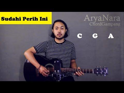 Chord Gampang (Sudahi Perih Ini - Dmasiv) by Arya Nara (Tutorial Gitar) Untuk Pemula
