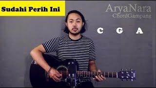 Gambar cover Chord Gampang Sudahi Perih Ini Dmasiv by Arya Nara Tutorial Gitar Untuk Pemula