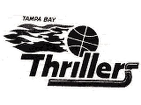 Forgotten Franchises - Tampa Bay Thrillers