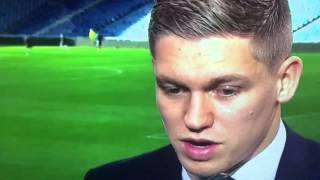 Waghorn telling some home truths..
