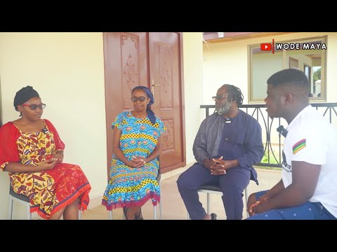 How An AFRICAN AMERICAN FAMILY Found PEACE In GHANA!