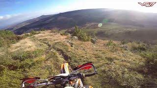 [Moto Vlog #6] Du freeride, de l'exploration, du vertige et des conneries !