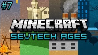 Sevtech Ages Ep 1