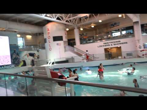 The Wave Pool at McMinnville Wind & Waves and Evergreen Aviation in McMinnville