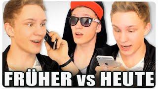 JUGENDLICHE FRÜHER vs HEUTE